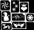 Frozen Stencils