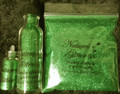 Natures Glitter- Sea Green Fine Cosmetic Biodegradable Bioglitter