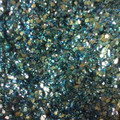 A beautiful mix of fine, medium and chunky biodegradable glitter colours and sizes
