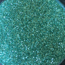 Natures Glitter fine Teal biodegradable glitter