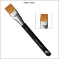 "Global Colours Body Art 1"" Flat Brush"