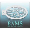 BAM Alive Stencil