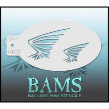 BAM Wing Stencil