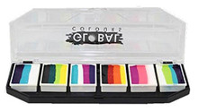 Global Rainbow Burst Palette 60g