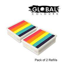 Leanne's NEON Rainbow Palette Refill