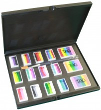 TAG Split cake & One Stroke Palette- Your choice of 3 x Split cakes and 12 x One Stroke paints.