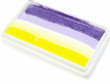 1 Stroke Fresia 30g Yellow, White, Lilac & Purple