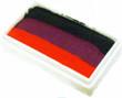 1 Stroke Black Cherry 30g, Red, Berry Wine & Black- custom made for Always Wicked Art