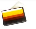 Prisma Hot Blender cake 50g  HOT - Black, Beach Berry, Orange, Coral, Mango & White