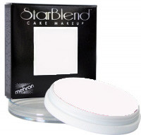 White StarBlend™  is fade resistant, perspiration resistant and non-streaking, everything that a performer needs under the hot lights.