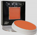 Orange Starblend cake makeup by Mehron 56g