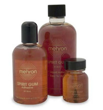 Spirit Gum- the small bottle is in stock.
