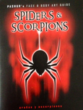 Spiders & Scorpions by world acclaimed Artist & animal lover, Pashur House