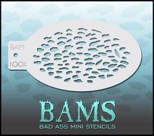 BAM stencil- animal