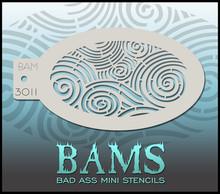 BAM Van Gough Stencil