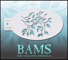 BAM Foliage stencil