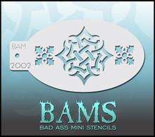 BAM Celtic Stencil 2002
