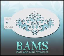 BAM Regal Stencil