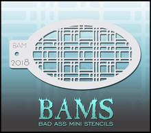 BAM Stencil 2018