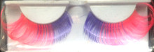 Pink & Purple Eyelashes