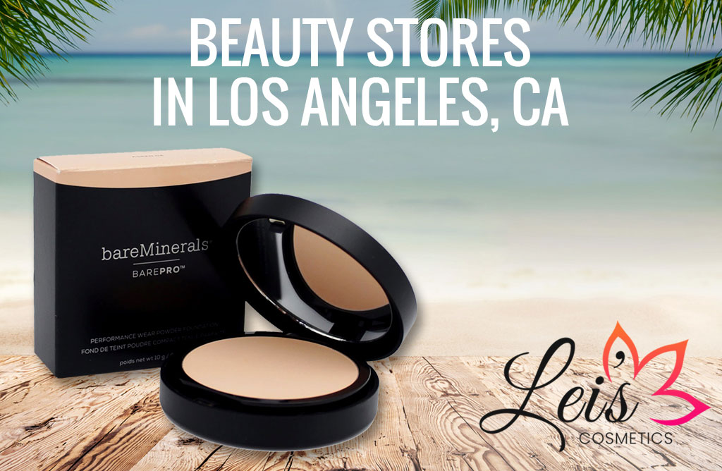 beauty stores in Los Angeles ca