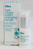 Bliss Triple Oxygen Instant Energizing Eye Gel - 0.5 oz.