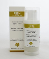 Ren Invisible Pores Detox Mask, 1.7 oz.