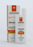 La Roche Posay Anthelios 60 Ultra Light Suncreen Fluid 1.7oz  Advanced Broad Spectrum sunscreen protection in a revolutionary ultra-light texture.    With NEW Cell-Ox Shield XL™ antioxidant technology Fast absorbing, weightless texture, matte finish For sunscreen protection Water resistant (80 minutes)