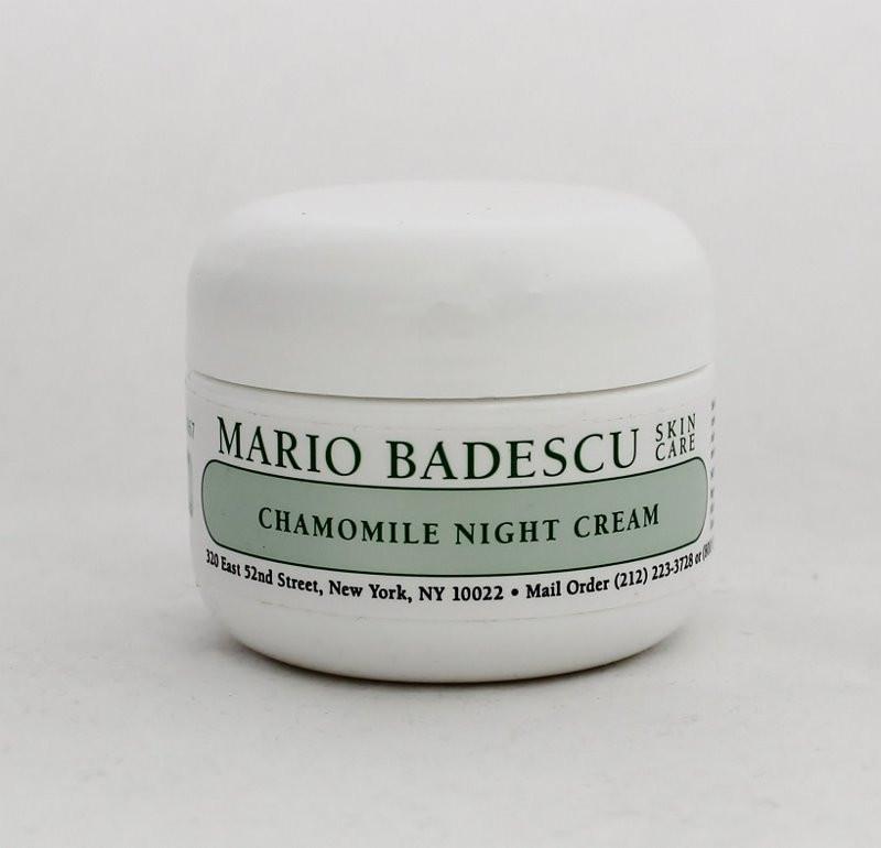 Mario Badescu Chamomile Night Cream 1oz
