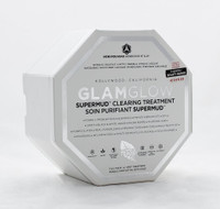 GlamGlow Supermud Clearing Treament_Full Mask or Spot Treatment  Size: 1.2oz  A scientifically advanced SUPERMUD™ clearing treatment to target, prevent, and heal problem skin.   This formula was clinically developed by GLAMGLOW® dermatological chemists to help fight all common skin concerns including breakouts, discoloration, black and white heads, razor bumps, and in-grown hair. Powerful, skin-clearing mud visibly draws out dirt and congestion while a proprietary six-acid blend dramatically brightens and softens skin. It works to magnetically draw out dirt and pores with Activated-X Charcoal, leaving skin smooth and healthy-looking.   It is formulated WITHOUT: - Parabens - Sulfates  - Phthalates    Instruction:  Suggested Usage: -Apply a thin layer to clean skin. -Leave on for five, 10, 15, or 20 minutes. -Pore-Matrix™ will reveal dots of vacuum extractions. -Remove with water. -Use as often as needed. -Use as a full mask or spot treatment.  Precautions: -Keep away from eyes. -This product may increase sun photosensitivity. -Not for use on open skin. -External use only. -If in doubt, consult a physician before use.