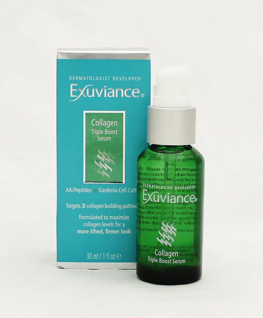 cbb160157c0 Exuviance Collagen Triple Boost Serum, 1 oz. - Lei's Cosmetics Store