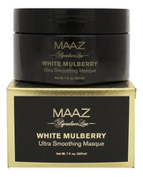 Maaz Signature Line  White Mulberry Ultra Smoothing Masque, 7 oz.