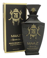 Maaz Signature Line White Mulberry Invigorating Shampoo, 10 oz.
