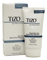 Tizo Age Defying Fusion TINTED Ultra Zinc Body & Face Sunscreen, 3.5 oz.