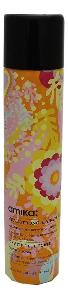 Amika Headstrong Hairspray 10 Oz Lei S Cosmetics Store