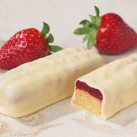 HealthWise Strawberry Cheesecake 12g Protein Bar, (7 bars of 1.405 oz.)