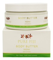 Pure Fiji Body Butter NONI Infusion, 8 oz.