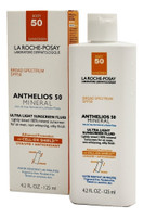 La Roche-Posay Anthelios 50 Mineral Ultra Light Sunscreen Fluid, 4.2 oz.