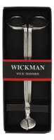 Wickman Stainless Steel Wicks Trimmer with Gift Box WT8B