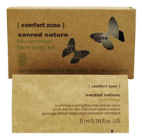 Comfort Zone Sacred Nature Bio-Certified Face Body Kit, Travel Size