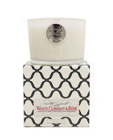Aquiesse White Currant & Rose Candle, 5 oz. (w/ lid in gift box)