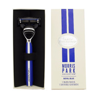 The Art of Shaving Morris Park Collection Royal Blue