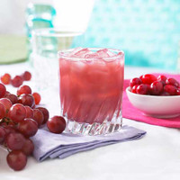 Healthwise Crangrape Fruit Drink,  (7 packets of 0.69 oz., net 4.82 oz)
