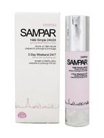 Sampar 3 Day Weekend 24/7 Hydrating Gel, 1.7oz