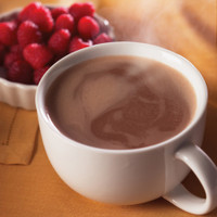 HealthWise Raspberry Hot Chocolate, (7 packets of 0.828 oz., net 5.80 oz.)
