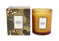 Voluspa Baltic Amber Edge Glass Candle, 6.2 oz.