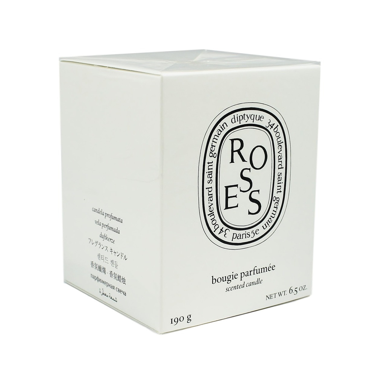 fa38bf26362db Diptyque Roses Scented Candle