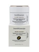 bareMinerals Bare Haven Essential Moisturizing Soft Cream, 1.7oz