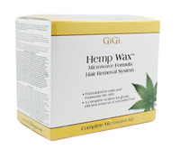 Gigi Hemp Wax Microwave Formula Hair Removal System