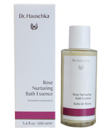 Dr. Hauschka Rose Nurturing Bath Essence, 3.4 oz.